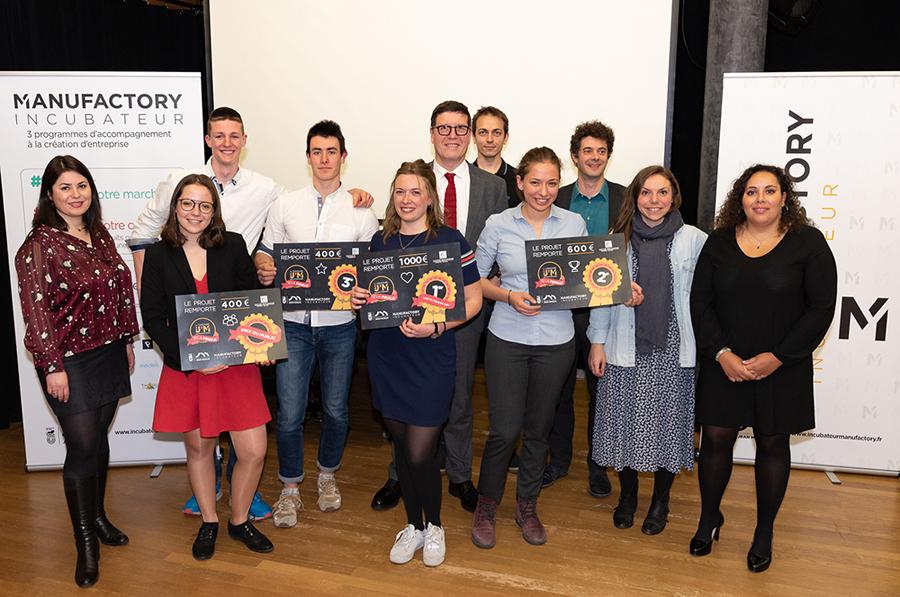 Finale Concours J'M Entreprendre 2020