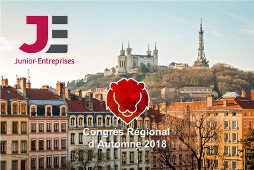 Congrès Régional d'Automne Centre-Est des Junior Entreprises 2018