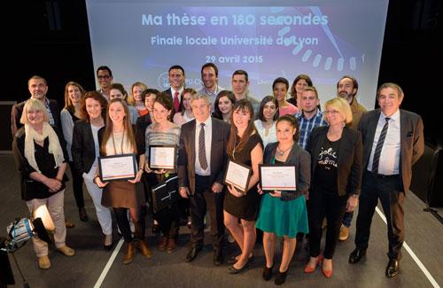 Finale Université de Lyon MT180s