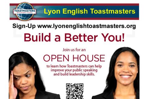 Lyon English Toastmasters