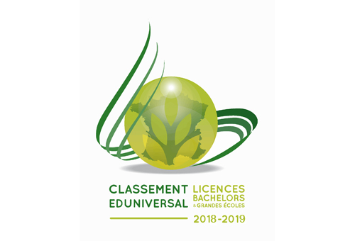 Classement Licence 2019 - Eduniversal