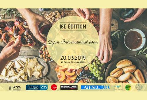 Concours de cuisines du monde, mars 2019
