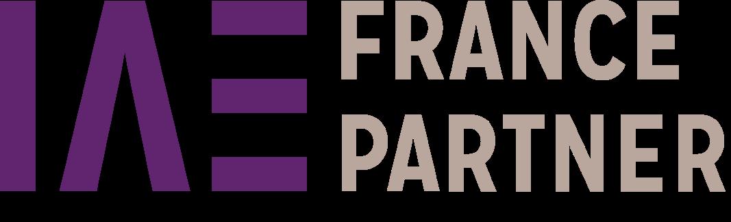 logo IAE France Partner