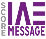 Logo Score-IAE-Message