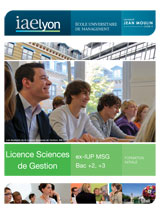 Licence Sciences de Gestion