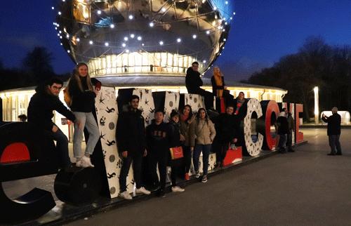 Voyage culturel et pédagogique à Bruxelles