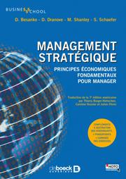 Management stratégique : principes économiques fondamentaux pour manager