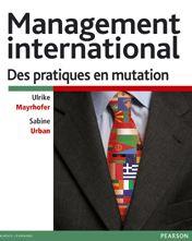 Management international. Des pratiques en mutation