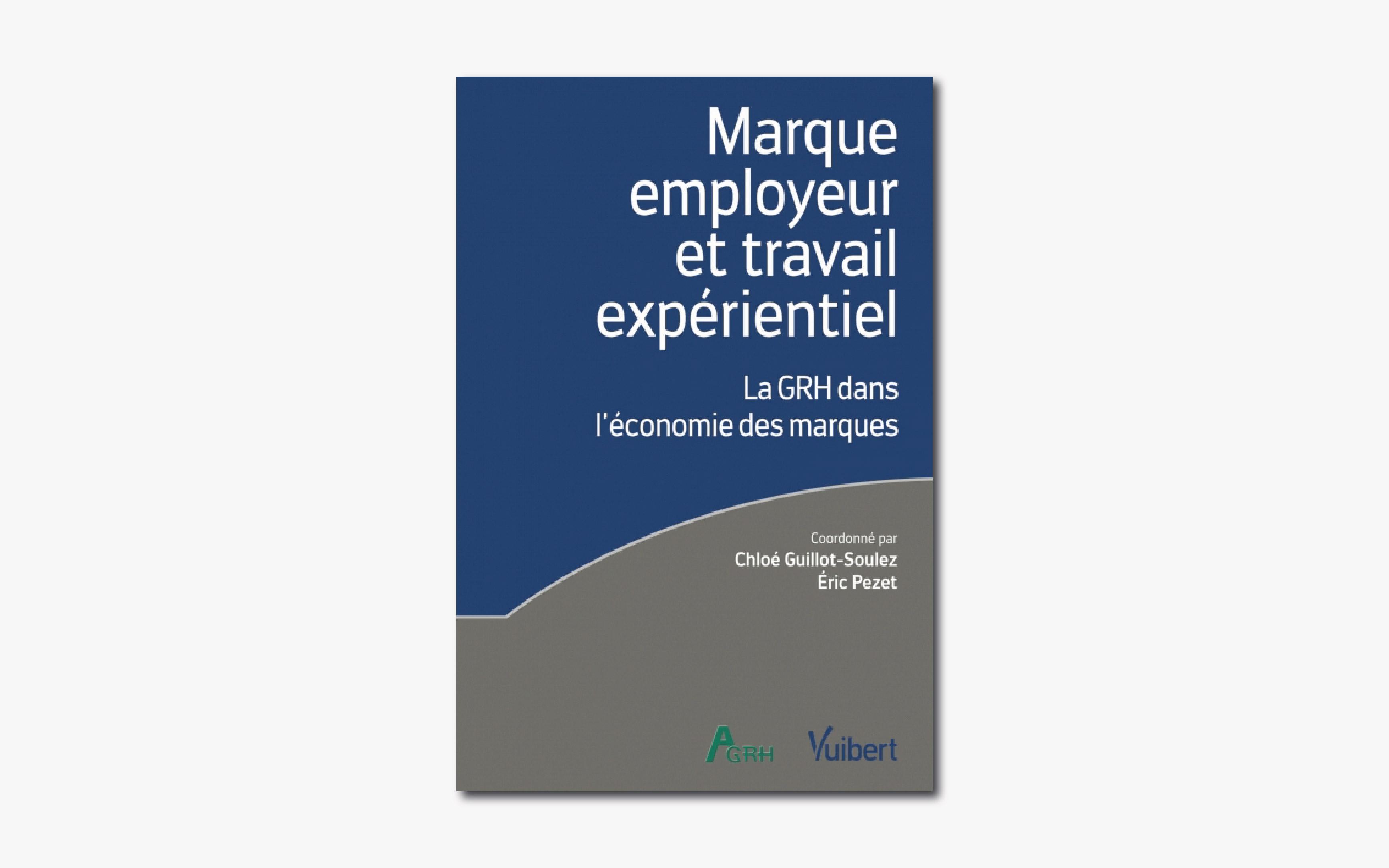 Couverture Marque employeur et travail expérientiel