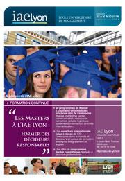 Masters à l'IAE Lyon