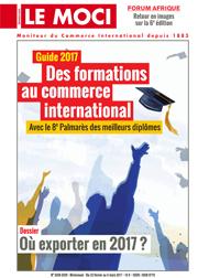 Le MOCI - Classement formations 2017