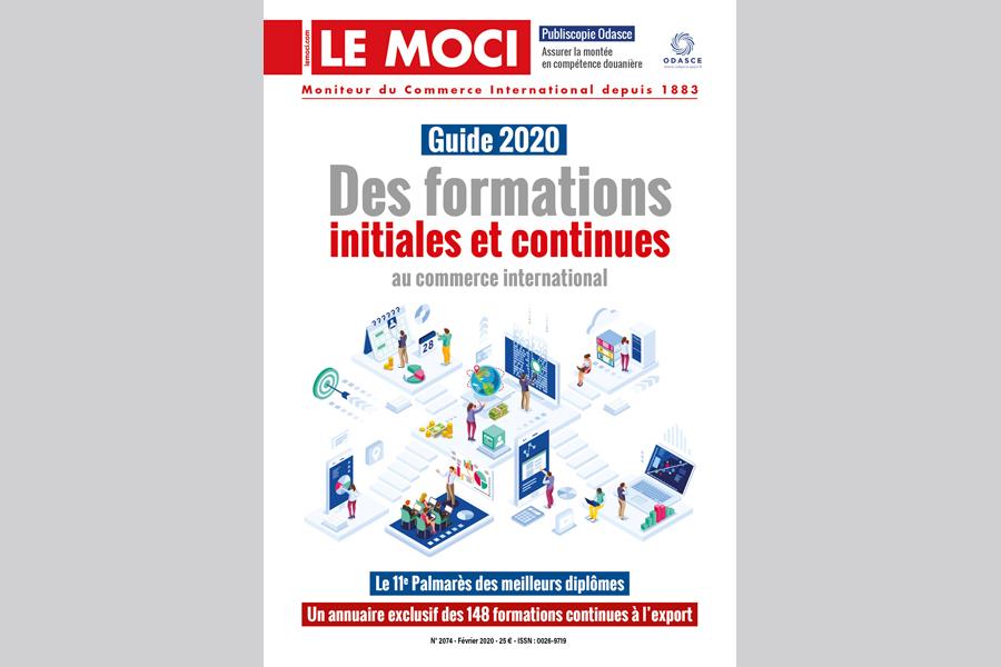 Classement MOCI 2020