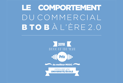 MOOC Le comportement du commercial B to B