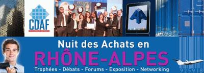 CDAF - La Nuits des Achats 2014