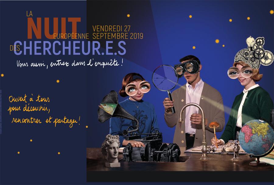 Nuit Européenne des Chercheurs 2019