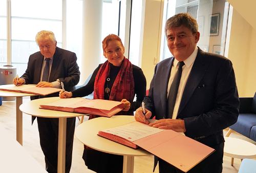 Partenariat FNBP - Chaire de recherche Lyon 3 Coopération