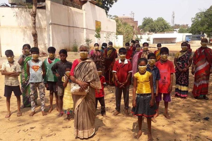 1€ = 1 repas pour les plus démunis de l'Inde en période de confinement