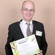 François Lantin - Trophée pédagogie 2014