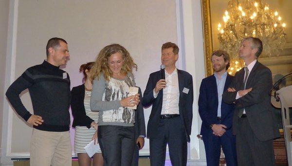 Prix Académique de la Recherche en Management 2016