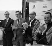 Cérémonie de remise des diplômes Master CCA 2014