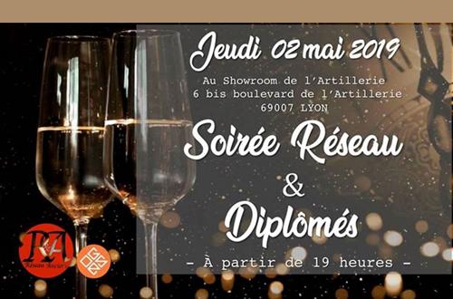 Soirée Réseau & Diplômés OGSE 2019