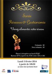 Réseaux & Gastronomie