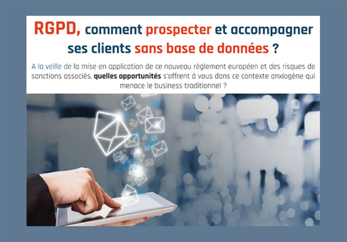 RGPD et gestion commerciale