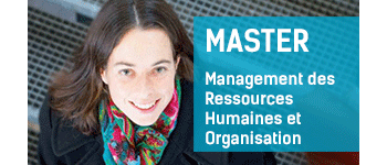 Master Management des Ressources Humaines et Organisation