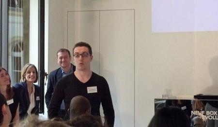 Quentin Giudicelli, étudiant Licence Sciences de Gestion