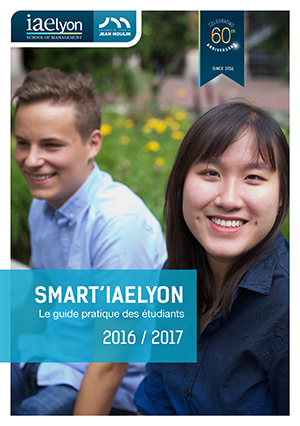 Smart IAE Lyon - Le guide des étudiants