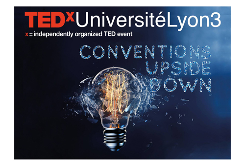 TEDx iaelyon - Université Jean Moulin 2018