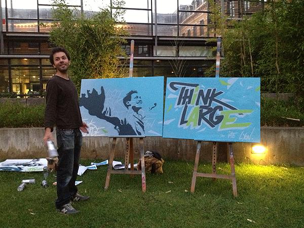 Think Large