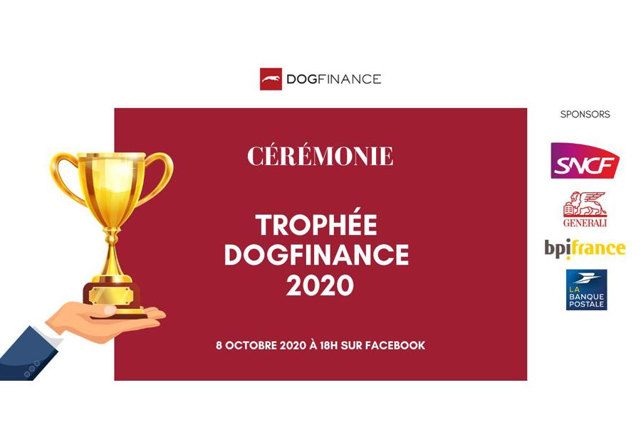 Trophée Dogfinance 2020