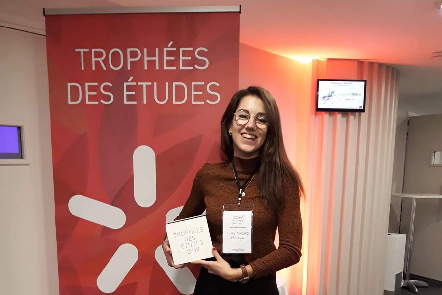 Trophées des Etudes Syntec 2019