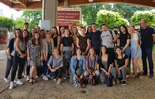 Visite pédagogique du Master 2 Manager Affaires Européennes